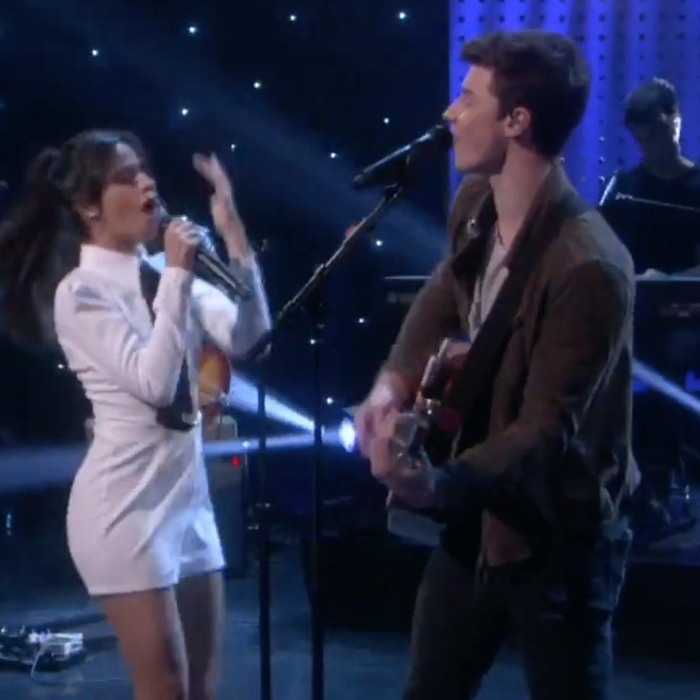 WATCH: Shawn Mendes & Camila Cabello Perform Together On