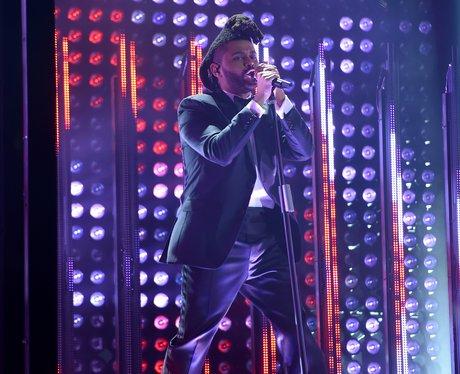 The Weeknd Grammy Awards 2016