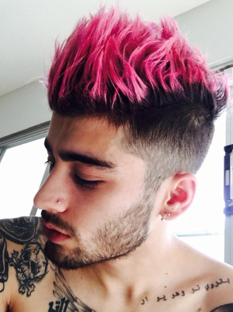 Zayn Malik S Hair Transformations In 16 Ridiculously Hot Pictures