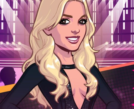 Britney Spears Smartphone game