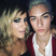 Image 7: Caroline Flack and Lucky Blue Smith The Brits 2016