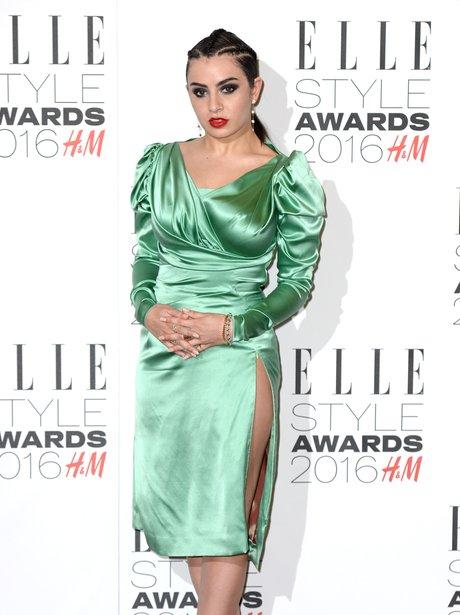 Charli XCX Elle Style Awards 2016