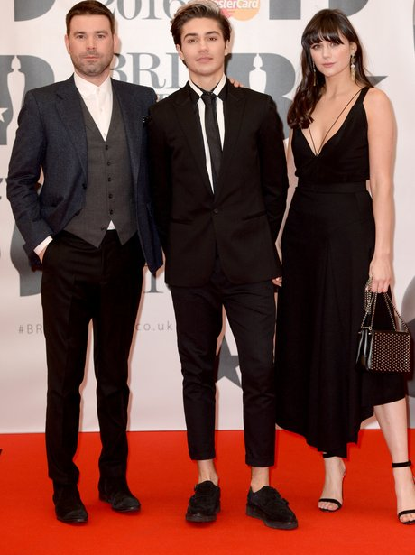 Dave Berry, George Shelley and Lilah Parsons Red C