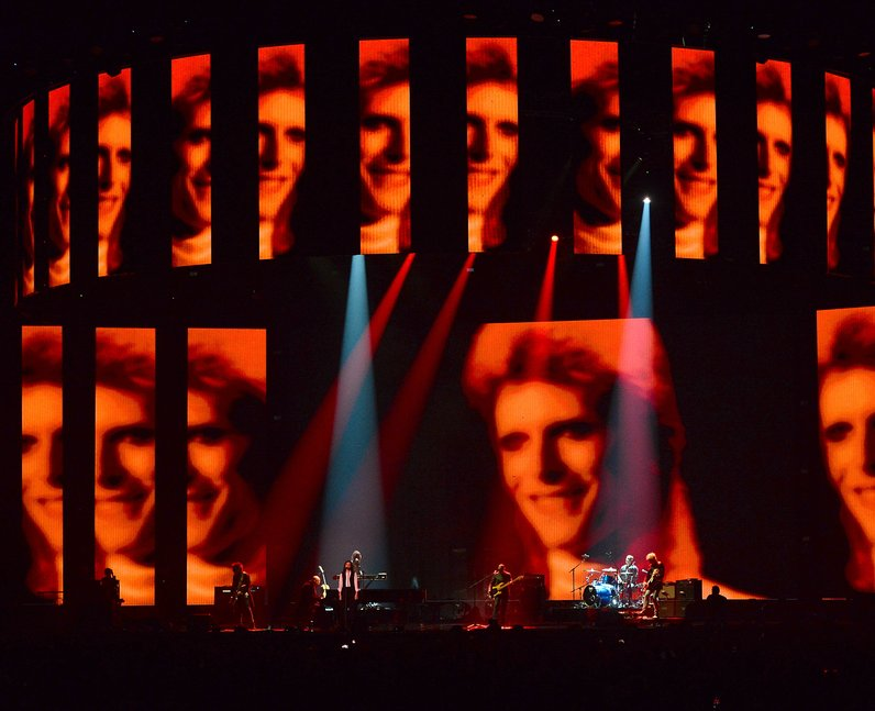 David Bowie Tribute The Brit Awards 2016