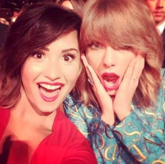 Demi Lovato Taylor Swift
