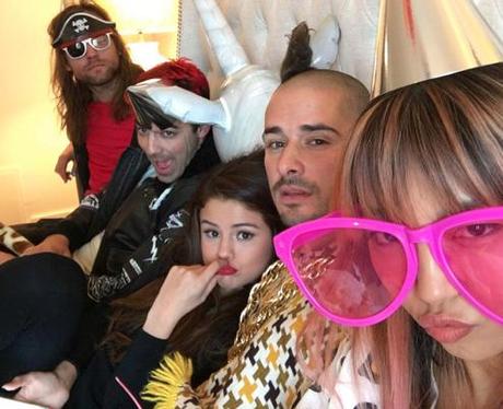 DNCE and Selena Gomez Instagram