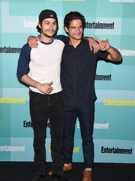 Dylan O'Brien & Tyler Posey Teen Wolf