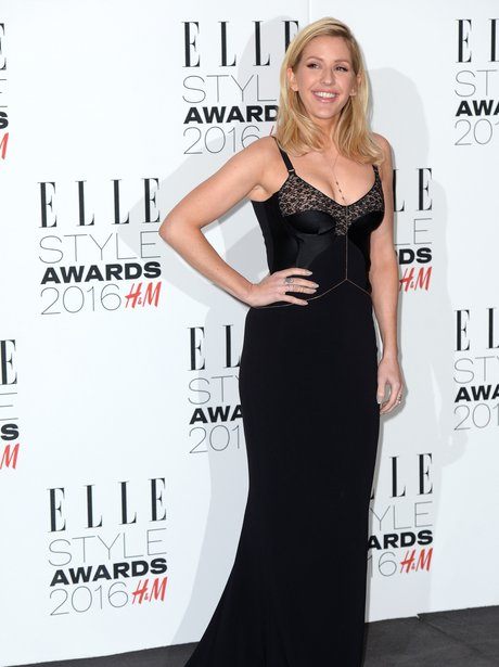 Ellie Goulding Elle Style Awards 2016 harlie XCX E
