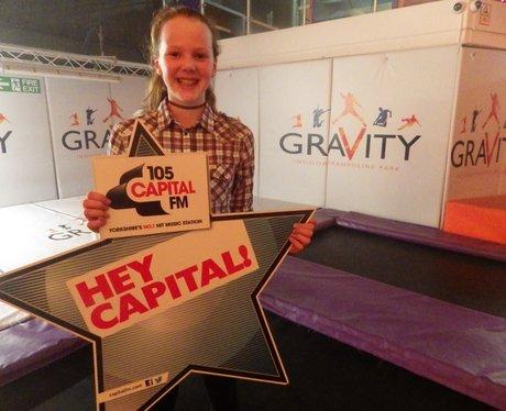 Gravity's 1st Birthday party