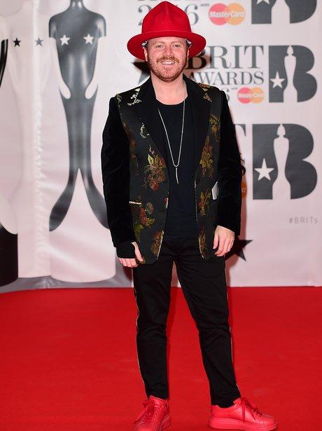 Keith Lemon Red Carpet Arrivals Brit Awards 2016