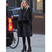 Image 6: Ashley Benson stuns in all black outfit in New Yor