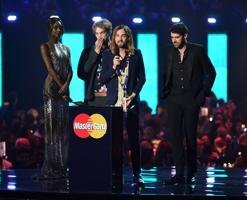 Tame Impala Best International Band Brit Awards 20