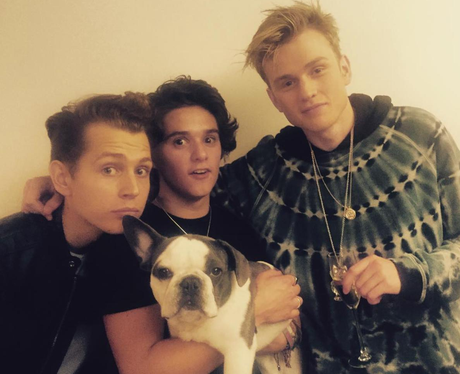 The Vamps The Brits 2016 Selfie