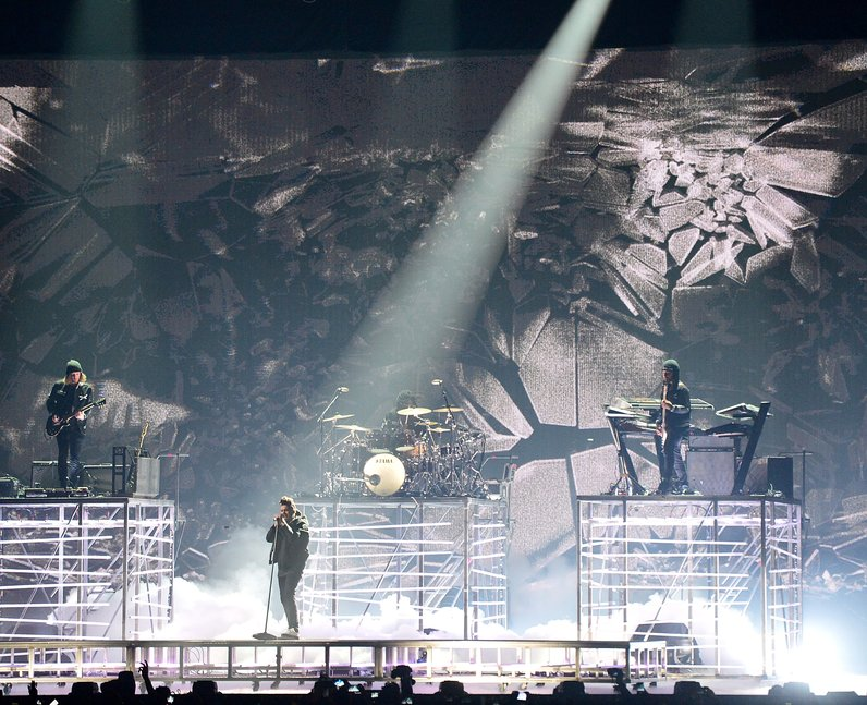 The Weeknd The Brits 2016 Live Performance