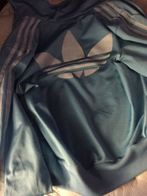 What colour is #TheJacket?