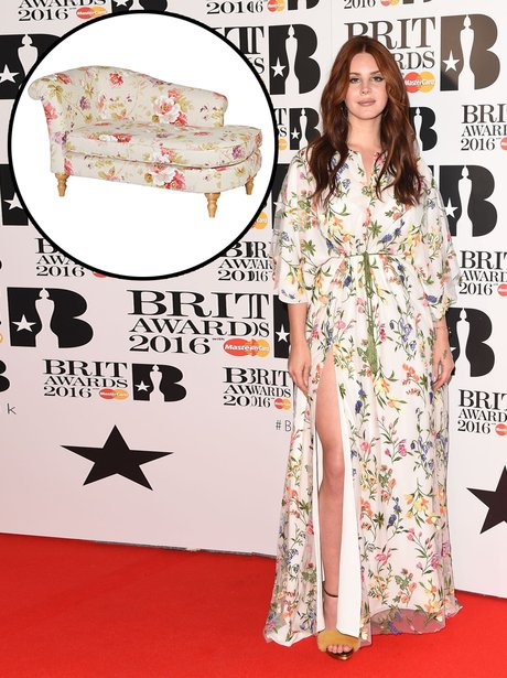 Celebs that look like furniture Gallery lana Del R