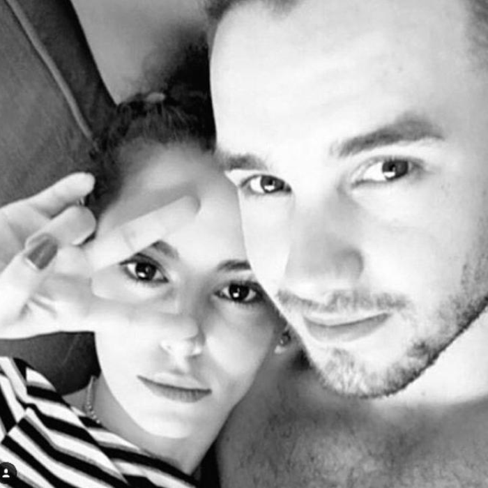 Liam Payne Cheryl First Photo Relationship