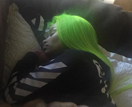 Rob Kardashian posts sweet tribute to a sleeping B