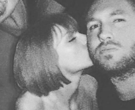 Taylor Swift Calvin Harris Grammys After Party