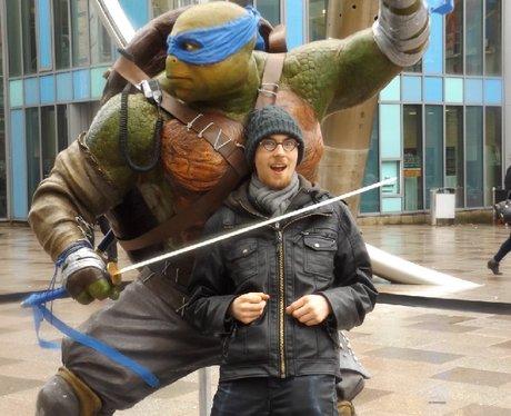 Turtle Hunt UK - Cardiff