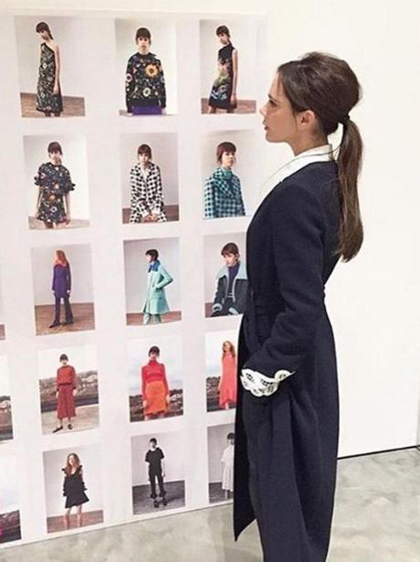 Victoria Beckham Fashion Moments