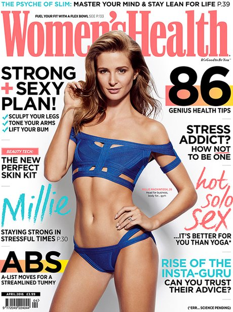 Women's Health Millie Mackintosh Canvas