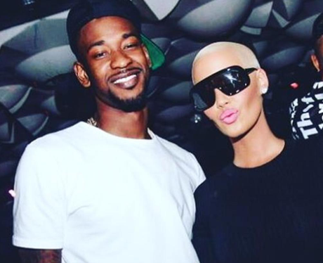 Amber Rose and Terrence Ross Relationship rumour