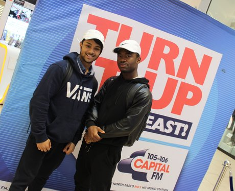 Capital's Hit Music Promo at Eldon Square