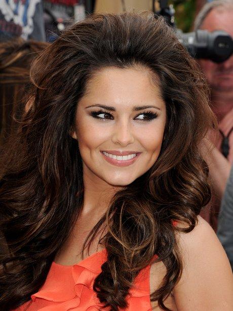 Cheryl Big Hair LA X Factor Auditions 2011