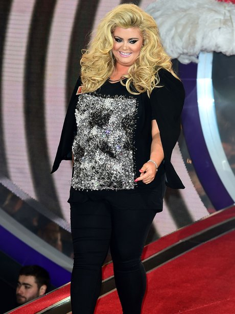 Gemma Collins leaving big brother with big hair