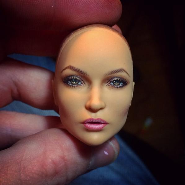 Jennifer Lopez As A Doll