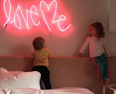 Kourtney Kardashian posts sweet photo of her kids