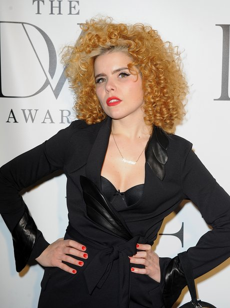 Paloma Faith with big hair