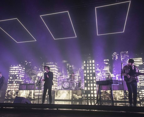The 1975 Brixton March 2016