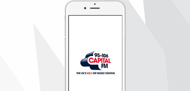 Premium Rate Phone and Text on Capital FM - Capital