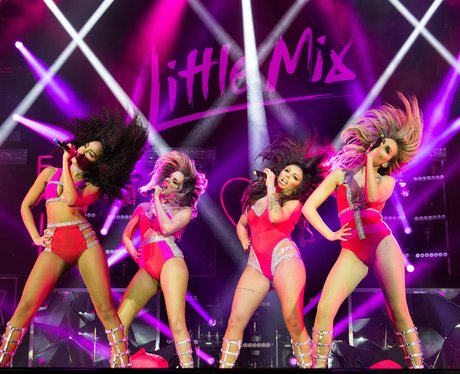 Little Mix open world tour in Cardiff
