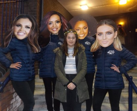 Pap'd Little Mix at The Motorpoint Arena Cardiff