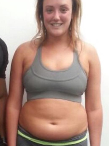 Charlotte crosby Body Transformation
