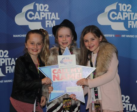 Capital at Little Mix!