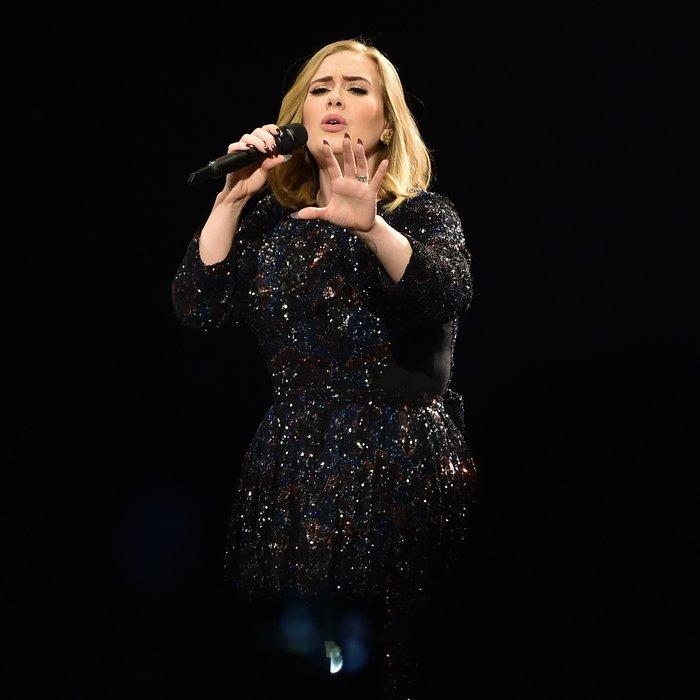 Adele Live 25 Tour