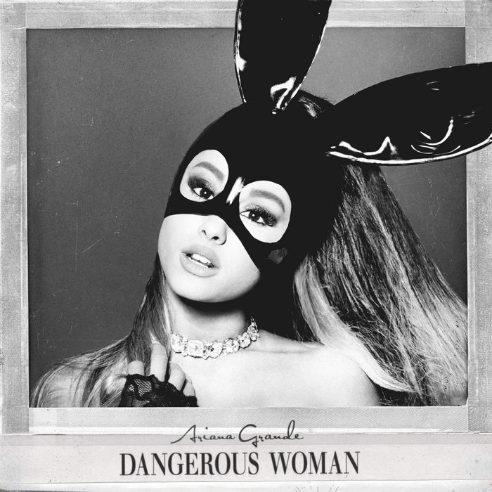 ariana grande dangerous woman artwork