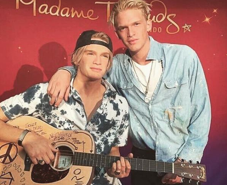Cody Simpson and Waxwork