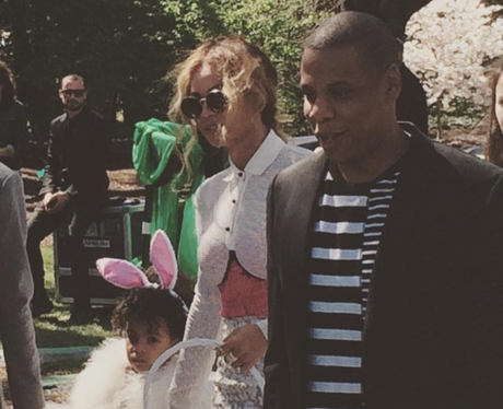 Jay-Z and Beyonce head to the White House
