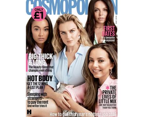 Little Mix Cosmopolitan cover