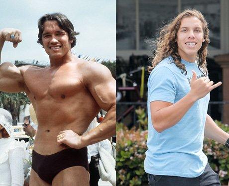Arnold Schwarzenegger's love child, Joseph Baena