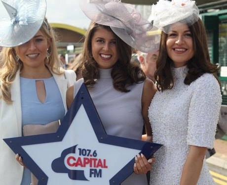 The Capital Street Stars were at The Grand Nationa