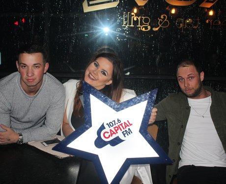 The Street Stars were at Level nightclub. Were you