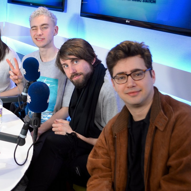 Dave Berry, George Shelley, Lilah Parsons and Years & Years