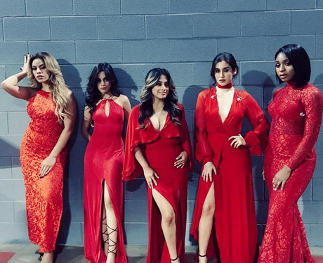 Fifth Harmony perform at Wrestlemania