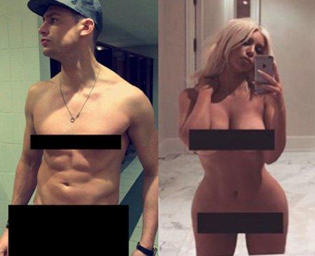 Scotty T versus Kim Kardashian